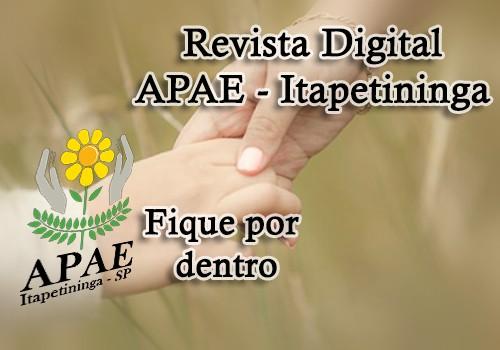 Primeira Edição da revista APAE